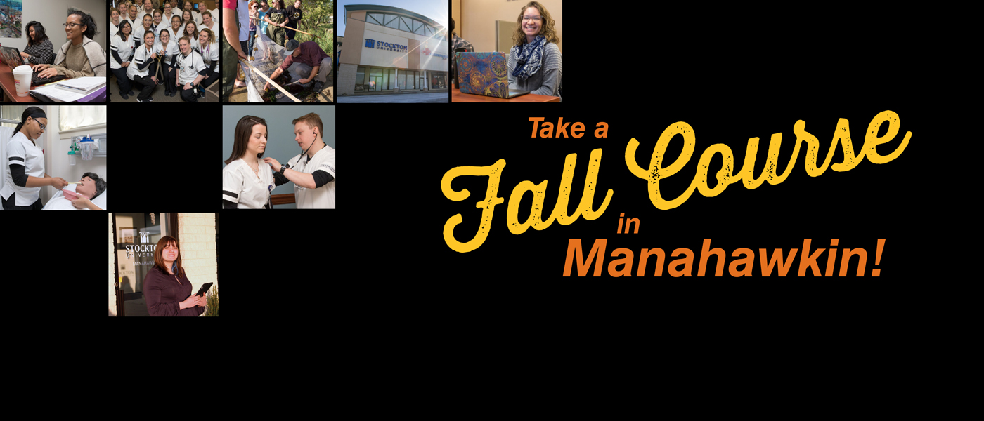 Choose a Fall Course in Manahawkin