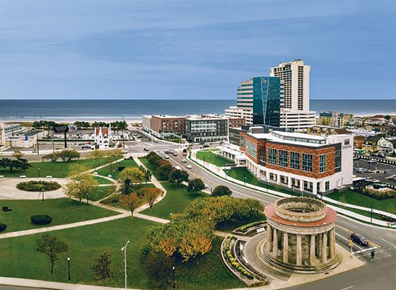 Stockton University Atlantic City Opens