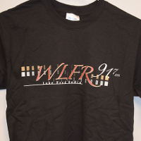WLFR Old Logo Short Sleeve Shirt $10.00