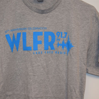 WLFR 30th Anniversary Short Sleeve Shirt $10.00