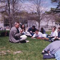 Class in the Grass 2
