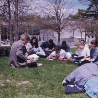 Class in the Grass 1