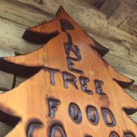 The Pine Tree Co-op was a student organization supplying natural and organic foods and related products to the student body.