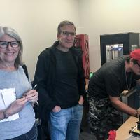 Science Printmaking Workshop