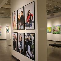 Senior Exhibitions