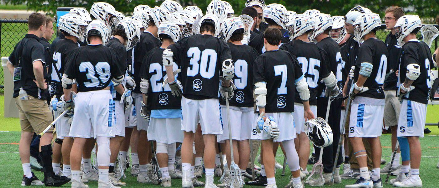 Men's lacrosse players add accolades to successful season