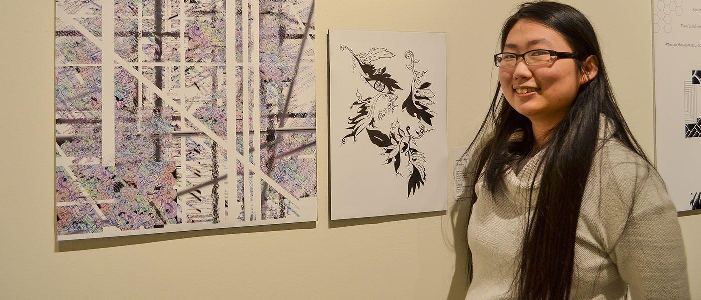 Show runs through Dec. 12 in Art Gallery