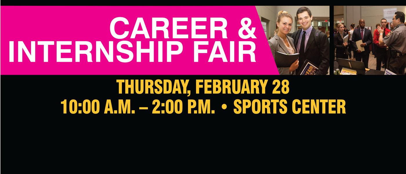 Meet with more than 100 employers
