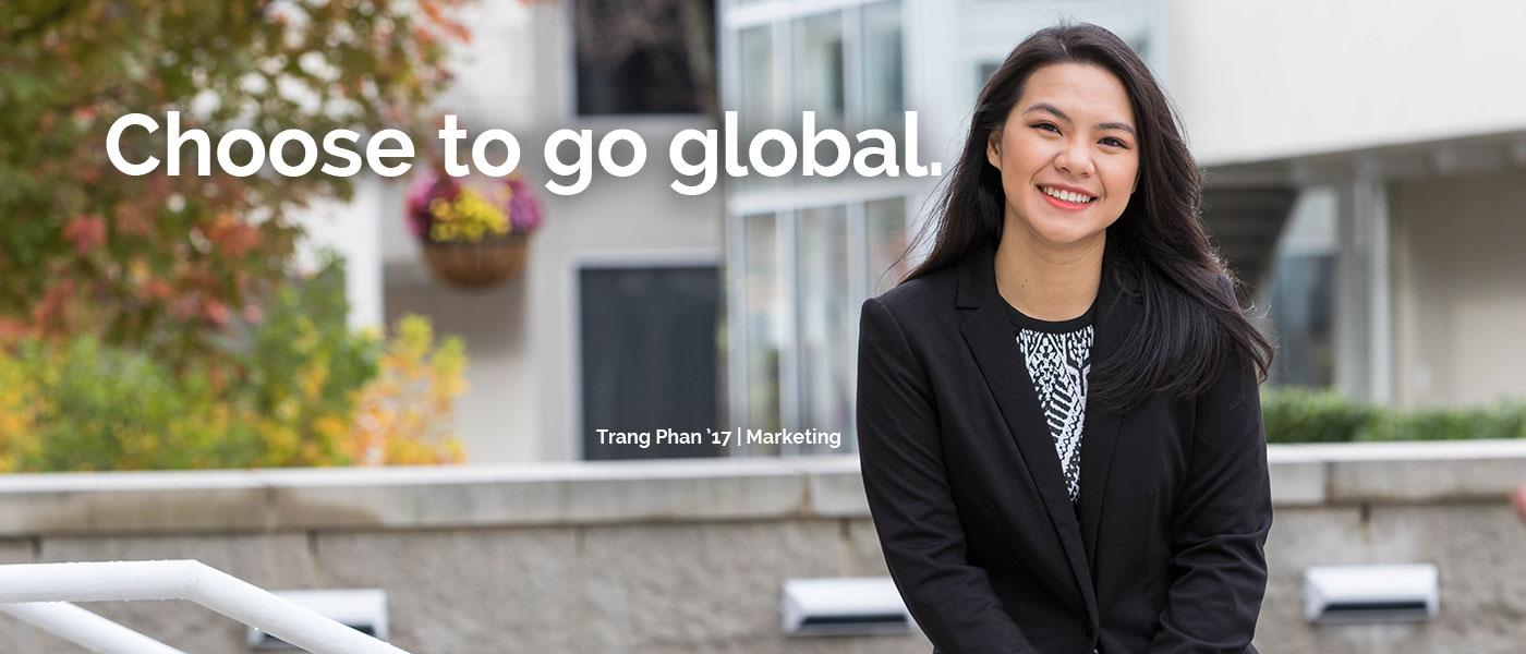 Learn why Trang chose Stockton