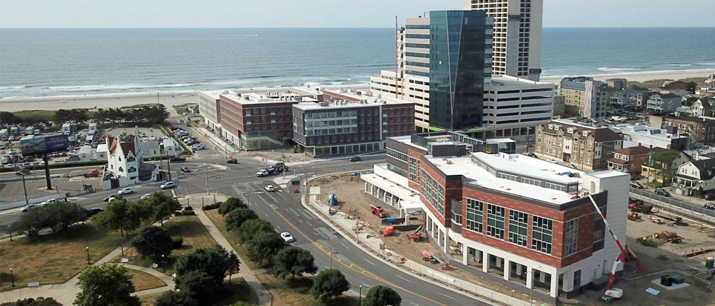 Atlantic City campus to open fall 2018