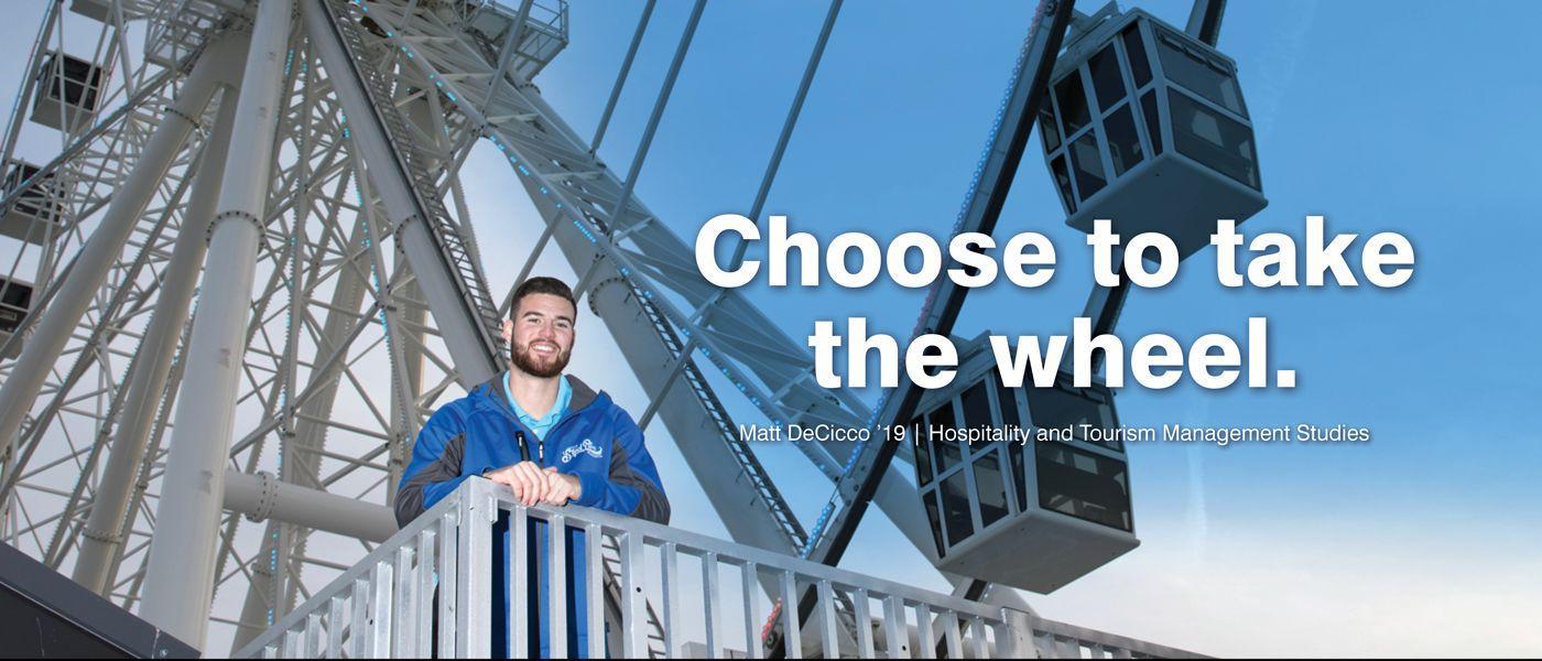 Learn why Matt chose Stockton