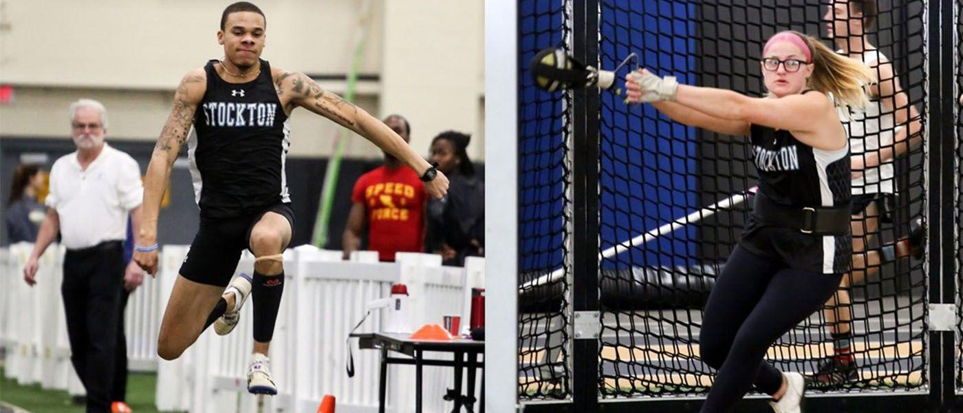 Jared Lewis, Emily Higbee victorious in individual events