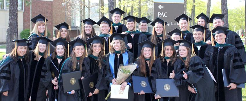 PT Graduating Class 2015