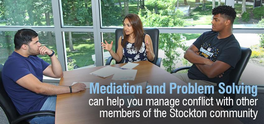 Mediation and Problem Solving