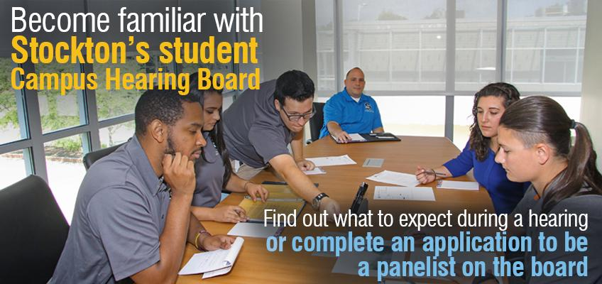 Campus Hearing Board