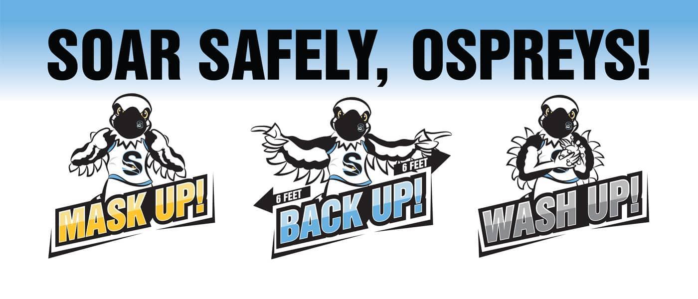 Soar Safely, Ospreys!