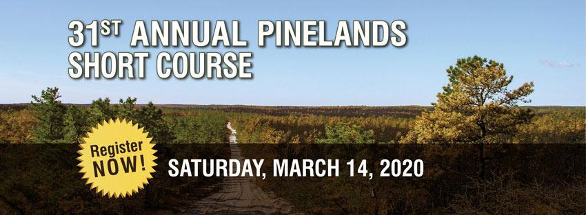 Pinelands Short Course