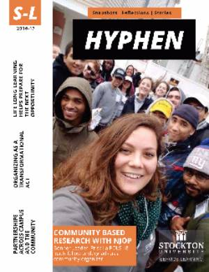 Hyphen Magazine from 2016-2017