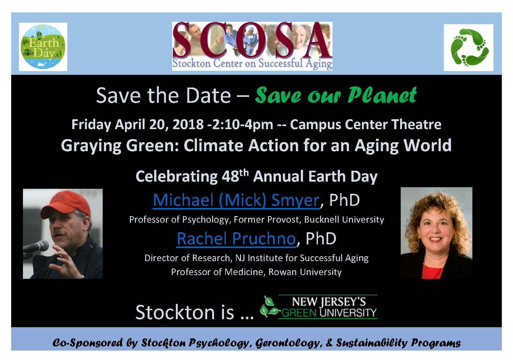 SCOSA Earth Day