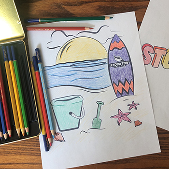 Coloring Stockton