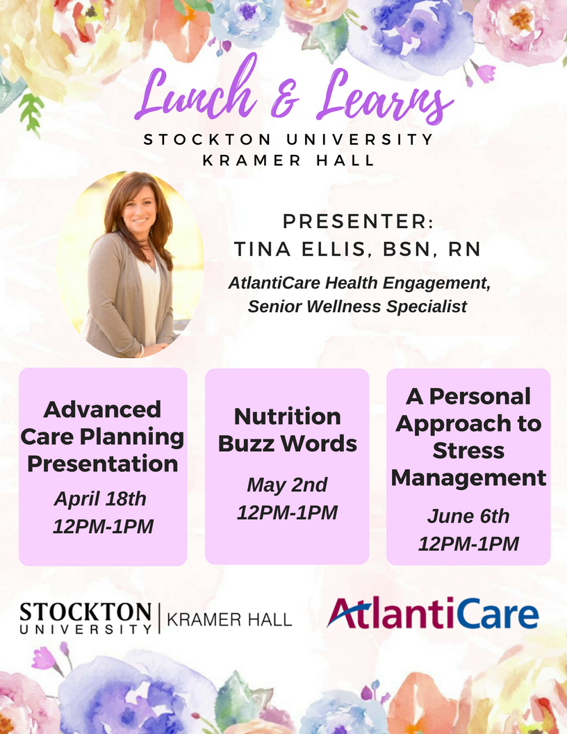 Lunch and Learn-AtlantiCare