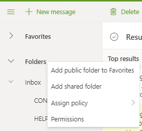 Add Shared folder Step Three