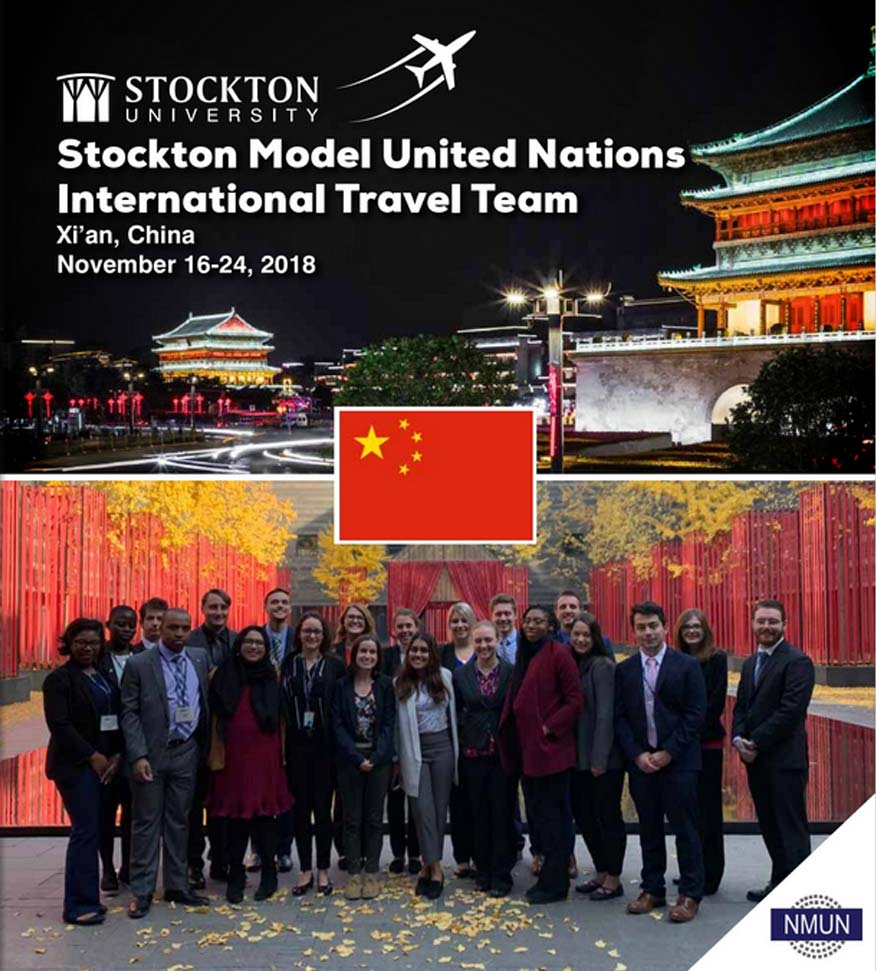 Model UN Trip to China 2018