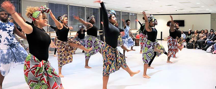 african american dance class
