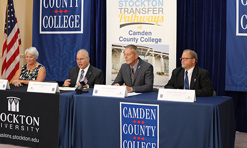 ccc blackwood campus map Camden County College Joins Transfer Pathways Program News ccc blackwood campus map