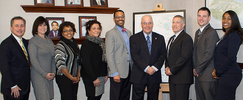 New Jersey Employees Charitable Campaign (NJECC) Planning Team