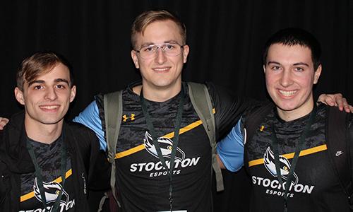 Stockton Esports Team Wins ECAC Fortnite Championship - News