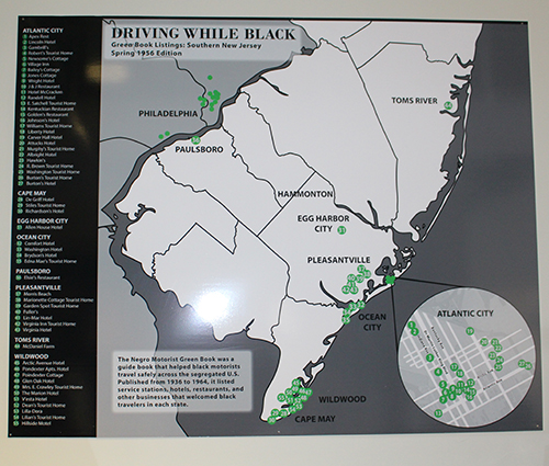 green book map