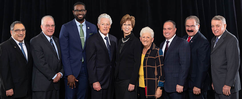 hughes center honors 2019 group