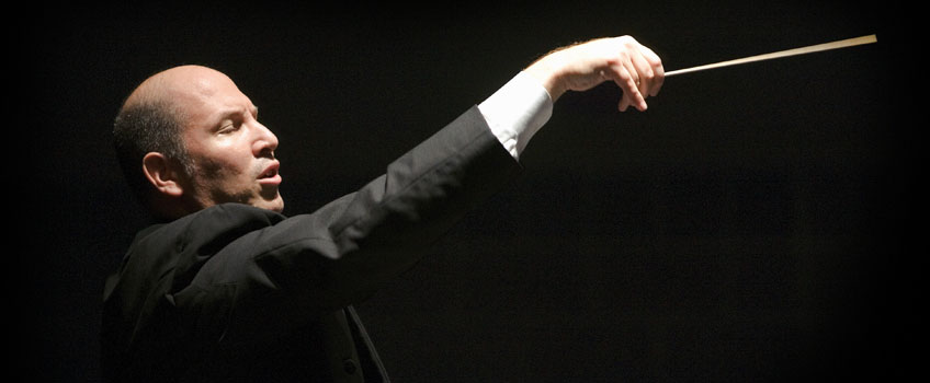 Jed Gaylin conducting