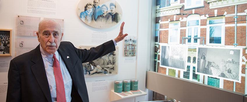 Holocaust Rescuers Exhibit