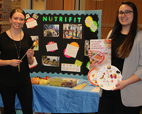 service learning showcase