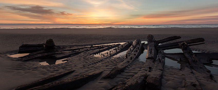 Stone Harbor Shipwreck