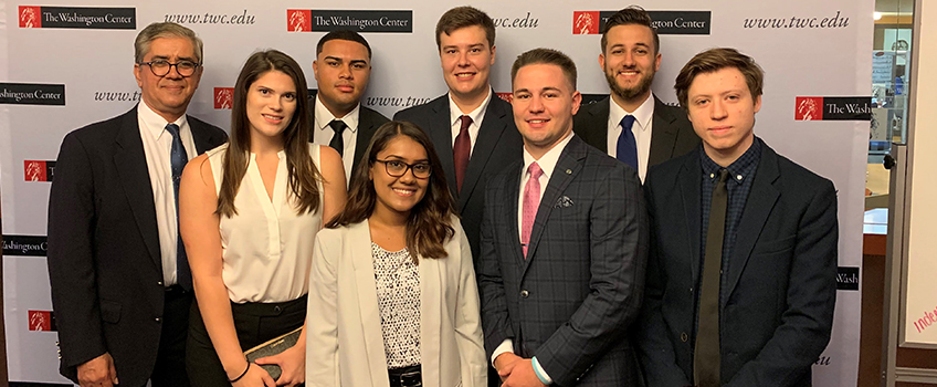 washington interns fall 2019