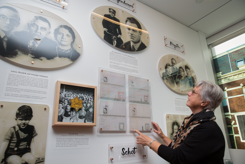 Holocaust Rescuers Exhibition
