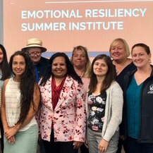 Two-day summer institute intensive on Student Resilience thumbnail