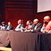 Guest panelists discuss the importance of African American representation in STEM careers.
