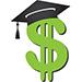 financial aid dollar sign