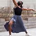 dancers on ac boardwalk
