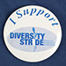 diversity conference pin