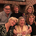 Joan Gravitz and children
