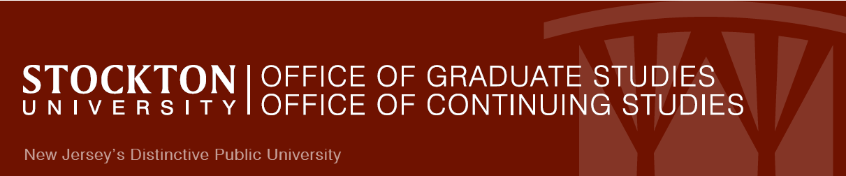 Office of Graduate and Office of Continuing Studies