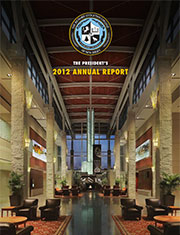 2012 President's Annual Report