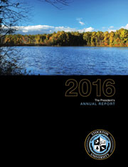2016 President's Annual Report