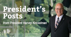 President's Posts from President Kesselman