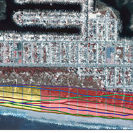 Image of Dune Beach Susceptibility in Holgate, NJ